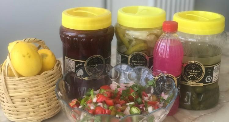 Meşhur Bizim Turşu Salatası